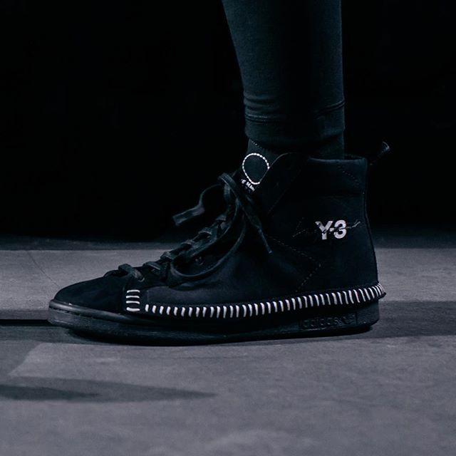 7cd9f007f8125 Introducing Bynder. Fall Winter 2018 Paris.  adidas  Y3  YohjiYamamoto  PFW   BYNDER