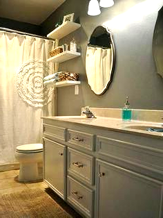 A Comprehensive Overview On Home Decoration In 2020 Bathroom Decor Guest Bathroom Guest Bathrooms