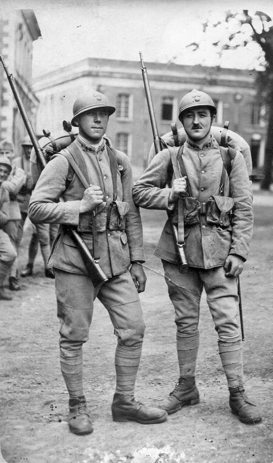 French soldiers 1917 the great war wwi war - Battlefield 1 french soldier ...