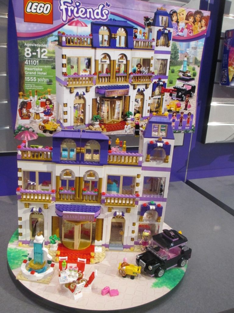 The New Lego Friends Grand Hotel Playset Will Be Out Later This