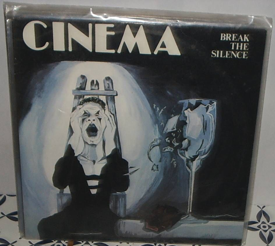 cinema /Break the silence  (Extremly rare )