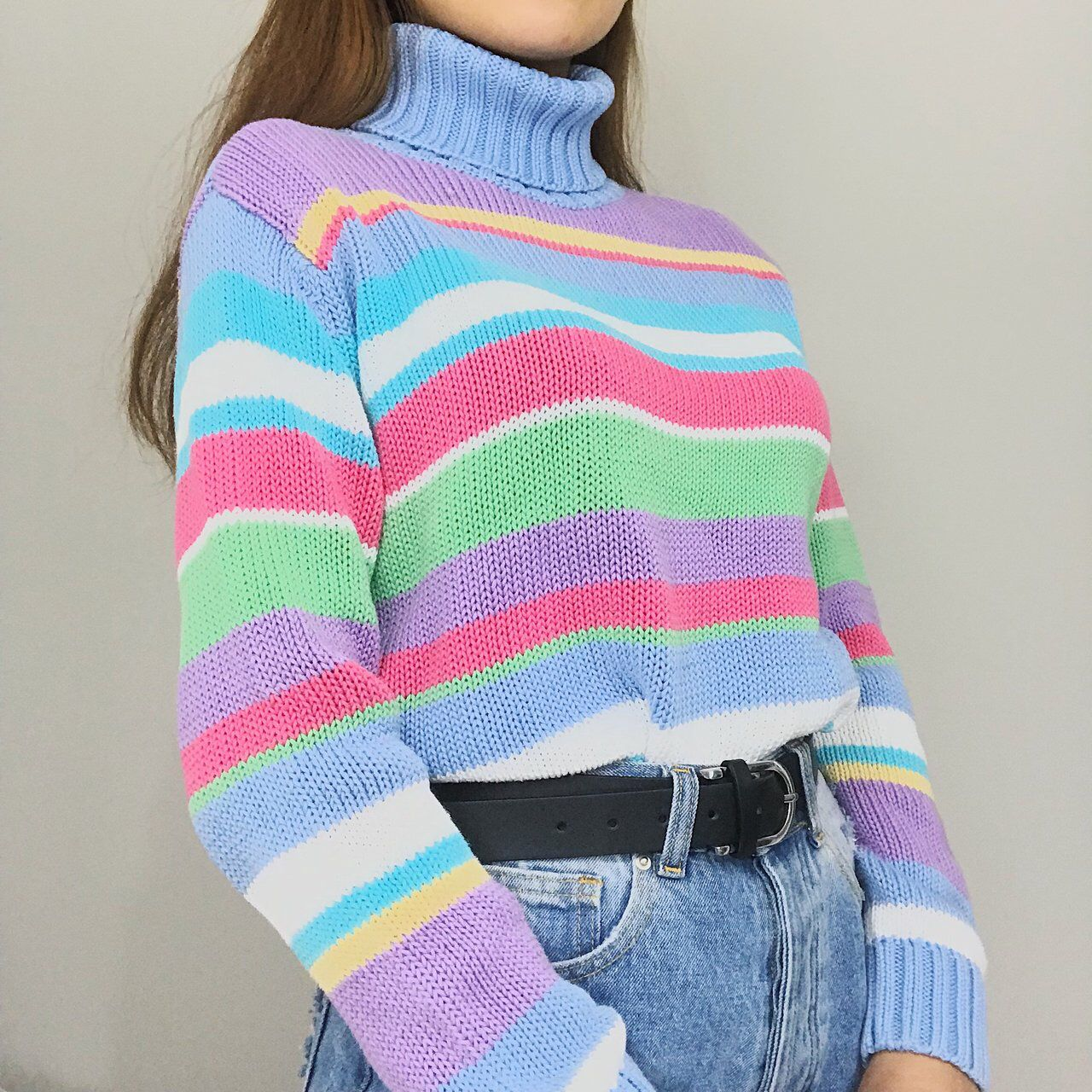 4f48cb5254a466 Listed on Depop by camposmoiraa in 2019   depop   Depop, Turtle neck ...