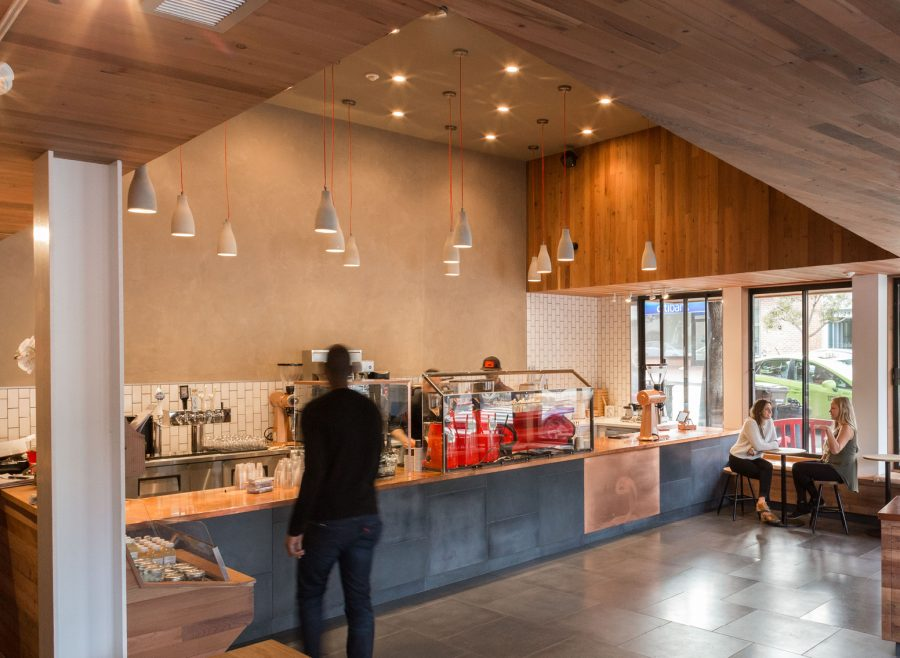 Equator Mill Valley - Studio BBA in 2020   Mill valley, Cafe design, Outdoor seating areas