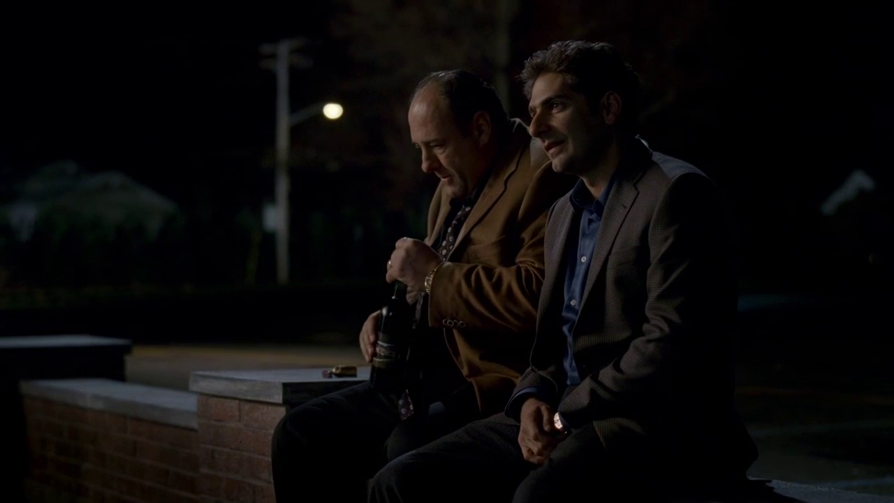 The Sopranos: Season 6, Episode 9 The Ride (7 May 2006