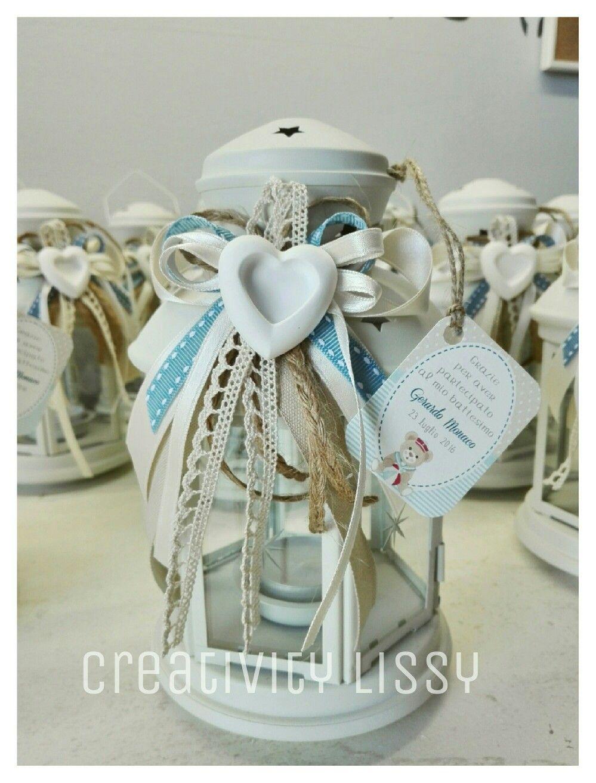 Bomboniera Lanterna Facebook Creativity Lissy Bomboniere Matrimonio Fai Da Te Bomboniere Lanterne Decorative