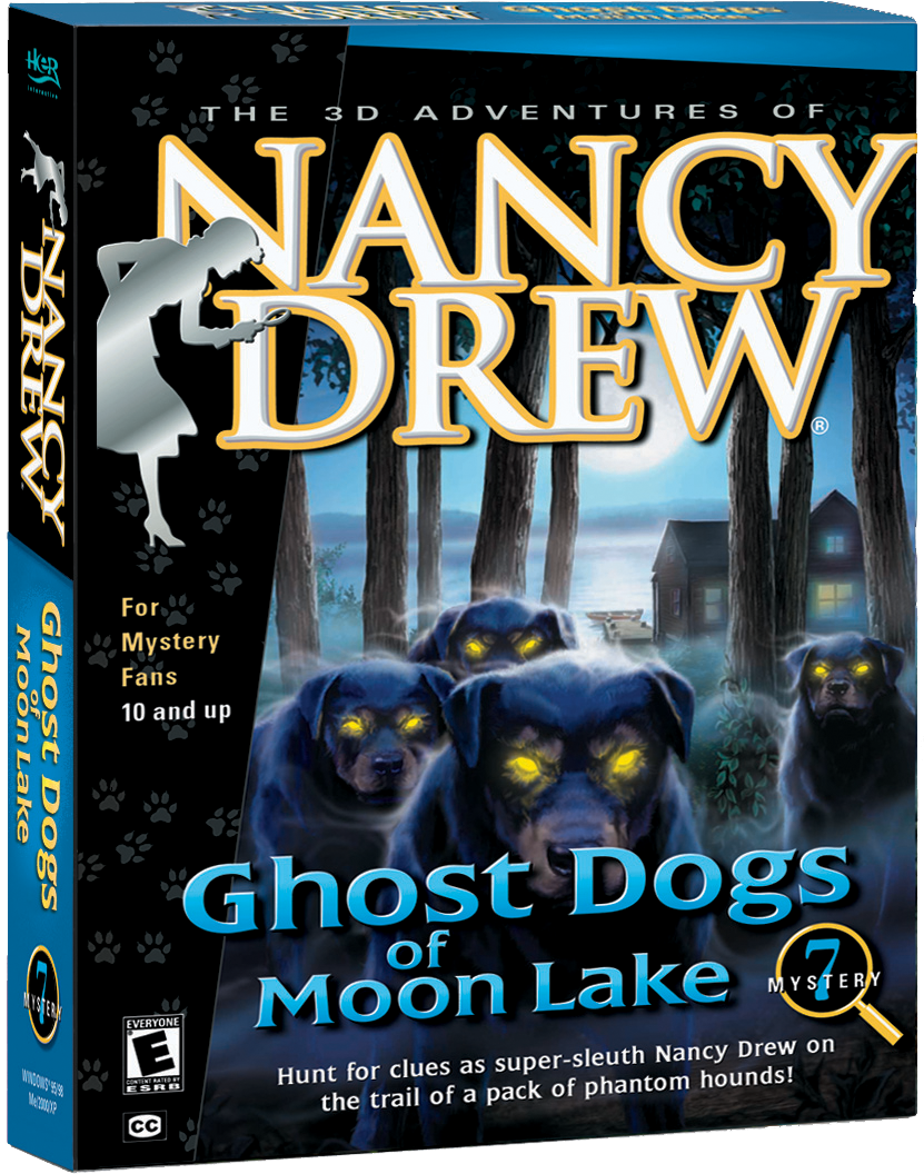 Nancy Drew Sea of Darkness iPad iPhone Android Mac & PC Game