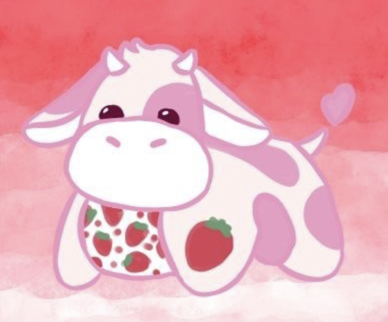 This Cutie Is Quickly Becoming One Of Our All Time Favorites Thx For The Drawing Raven Fluffy And Fabulously Soft This Straw In 2020 Animal Pillows Cute Cows Pets