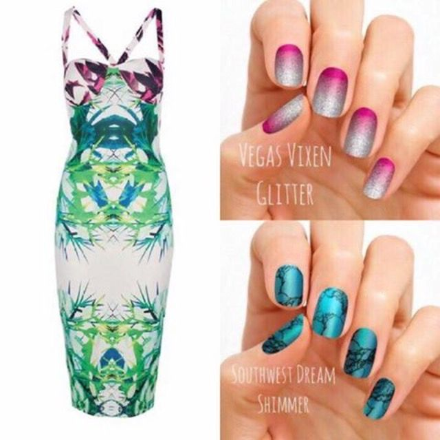 Have a special event to attend this summer color street is the explore nail polish strips summer colors and more prinsesfo Gallery