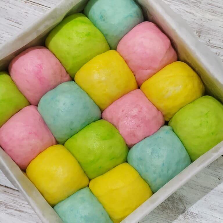 Resep Hokkaido Milk Bread Enak Empuk Dan Chewy Lin S Cakes Di 2021 Pewarna Makanan Makanan Manis Ide Makanan