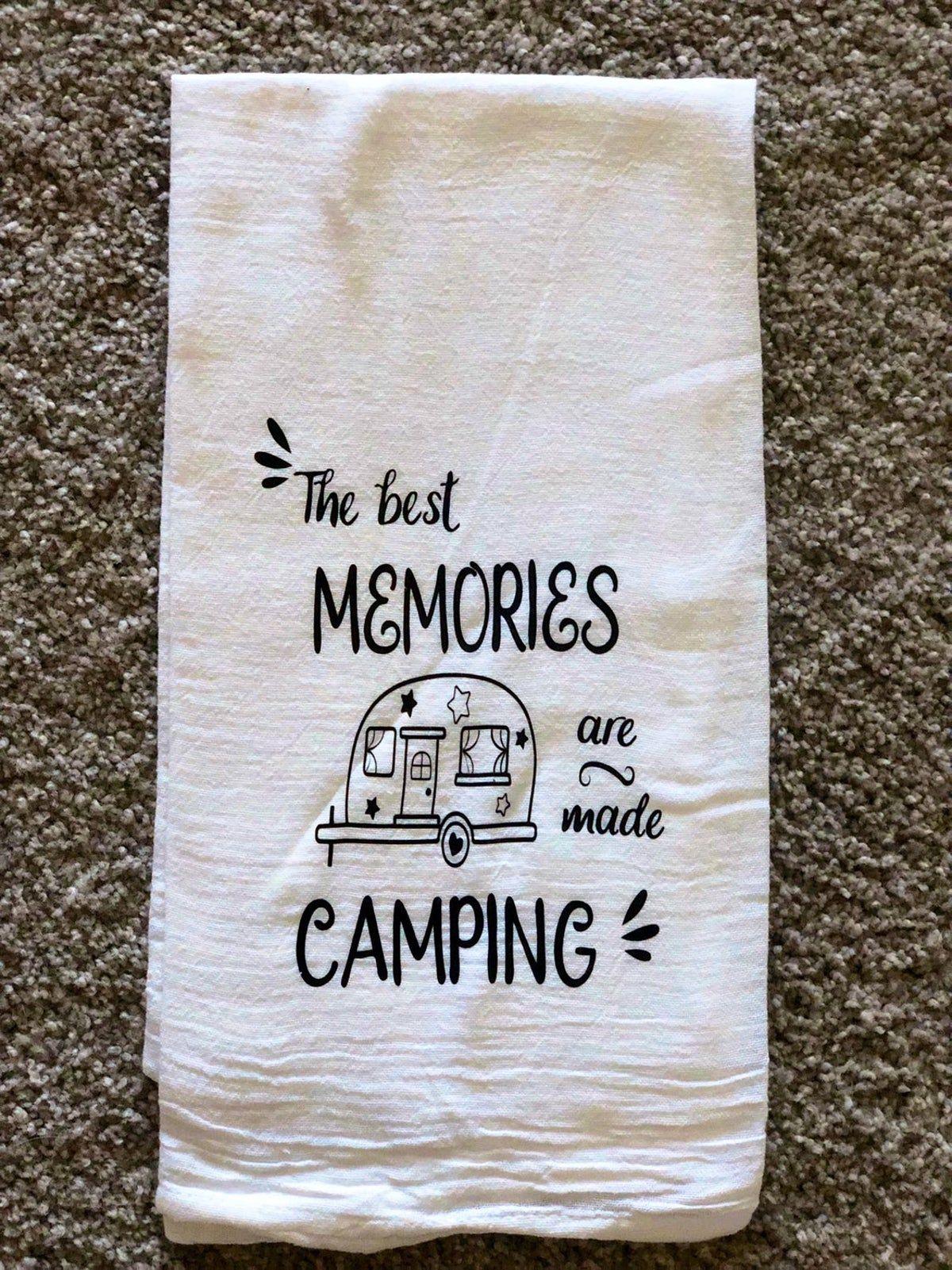 Camping Dish Towel Dish Towel Flour Sack Towel Flour Sack Dish Towel