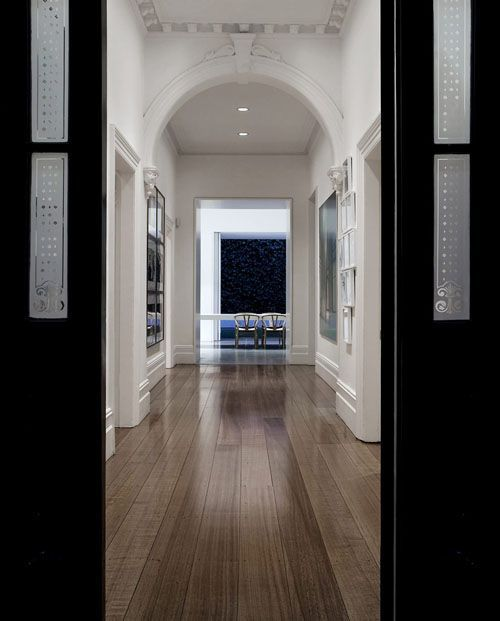 Which Direction Should You Run Your Wood Flooring Well Laying Wood Floors Laying Hardwood Floors Wood Plank Tile