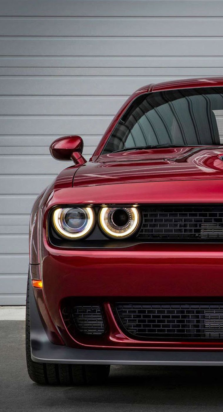 Dodge Challenger Srt Hellcat Widebody Hd Wallpapers Download Dodge