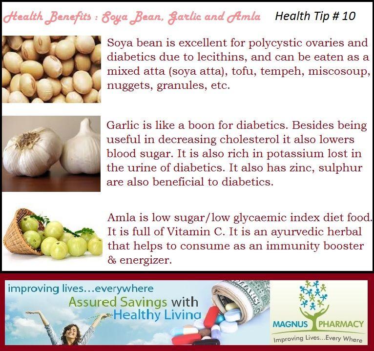 Health Tip 10 Health Benefits