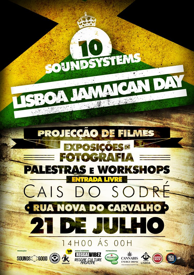 Lisboa Jamaican Day