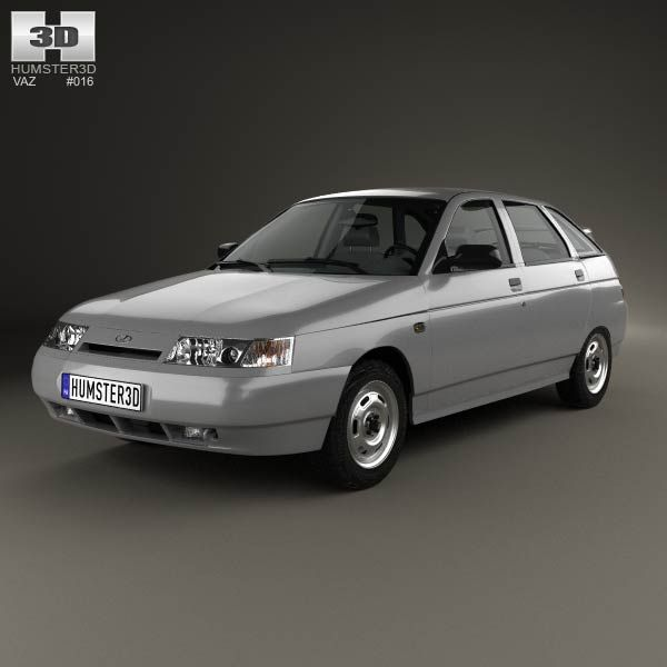 VAZ Lada Hatchback D Model From Humsterdcom Price - Cool cars and prices