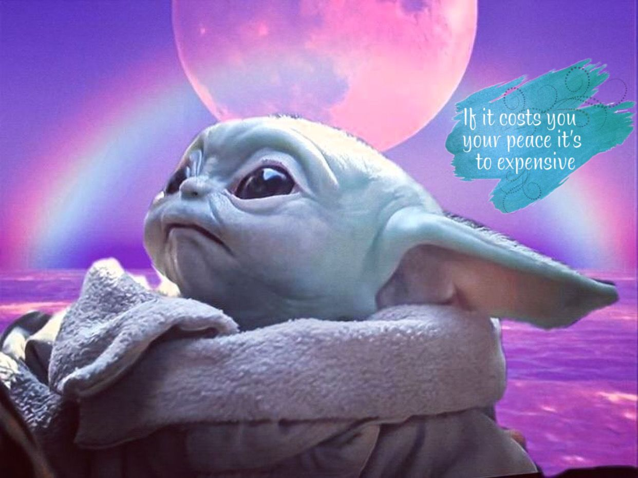 Pin by Liz Yordy on Baby Yoda in 2020 Yoda, Fun, Star wars