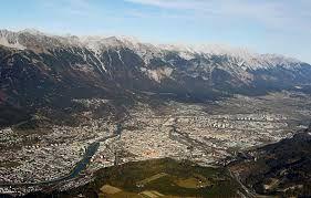 innsbruck aerial view - Google zoeken