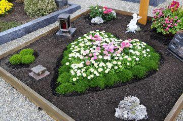 bildergebnis f r grabgestaltung grabbepflanzung. Black Bedroom Furniture Sets. Home Design Ideas