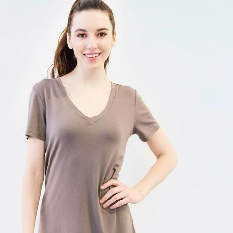 9316fb6f99c 10 Easy Eco-Friendly Swaps | encircled behind the scenes | V neck ...