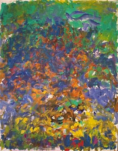 La Grande Vallee Joan Mitchell Abstract Art