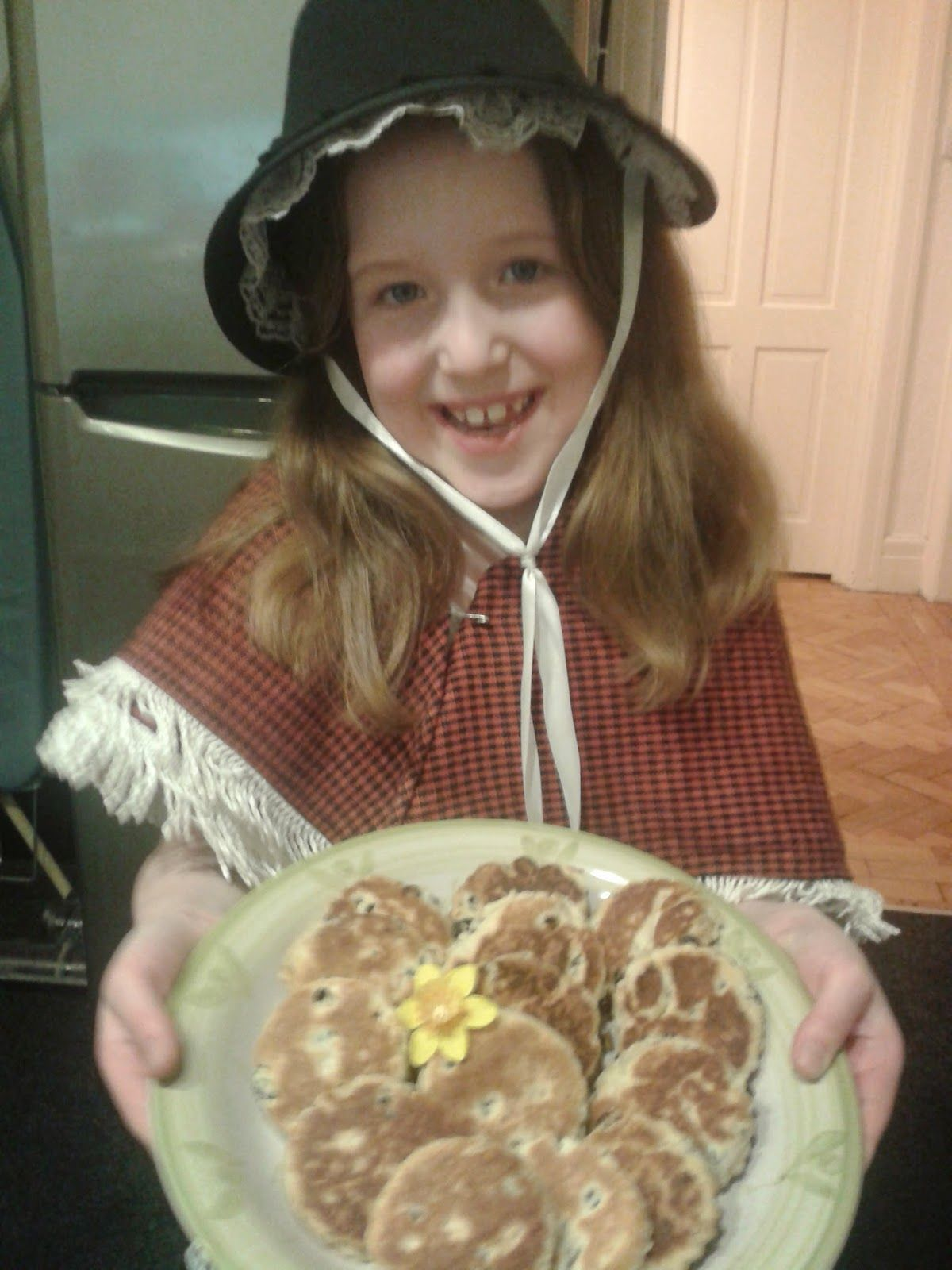 Making Welsh Cakes For St. David's Day Welsh cake, Bbc