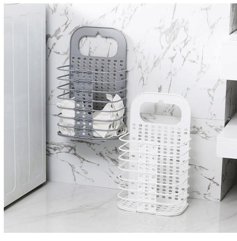 Basket Foldable Laundry Mayde Saving Space Mayde Space
