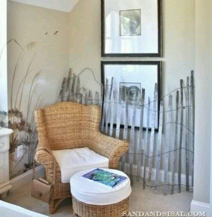 Indoor Beach Room Awesome Idée Déco Chambre Thème Plage - Plage chambre sur le theme des idees de decoration
