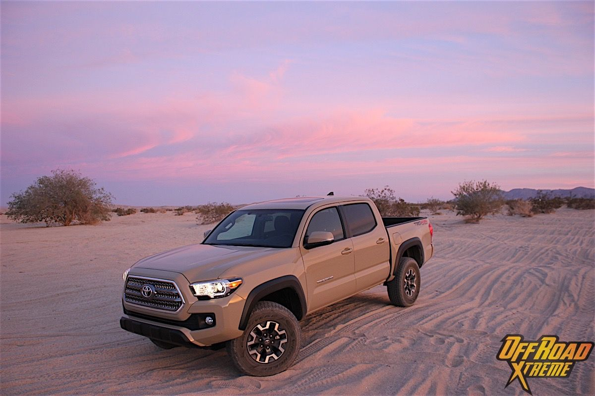 2016 Toyota TRD Off Road Review Toyota