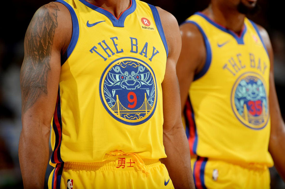 best website aa6d9 3224a NEW GOLDEN STATE WARRIORS JERSEY | Golden State Warriors ...