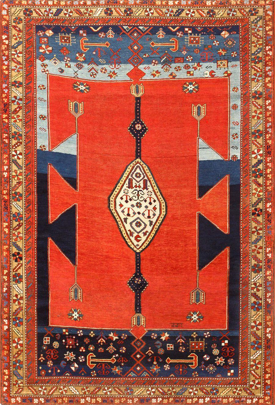 Caucasian kazak rug ft in x ft m x m nazmiyal