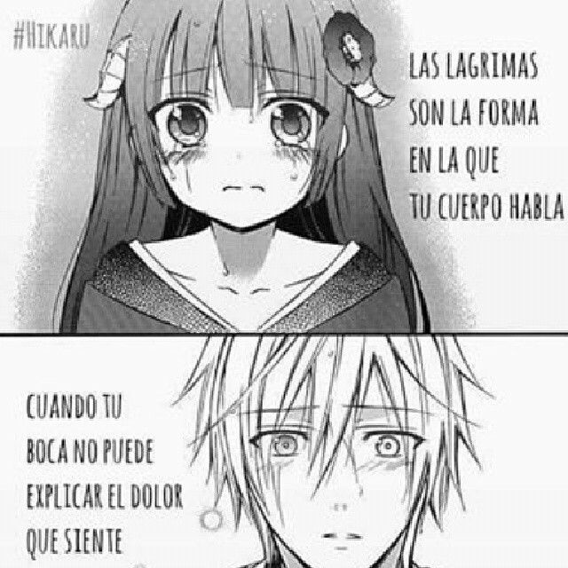 frases impactantes anime: Pin De Seo Mi Do 44 En XIUMIN Y ANIME