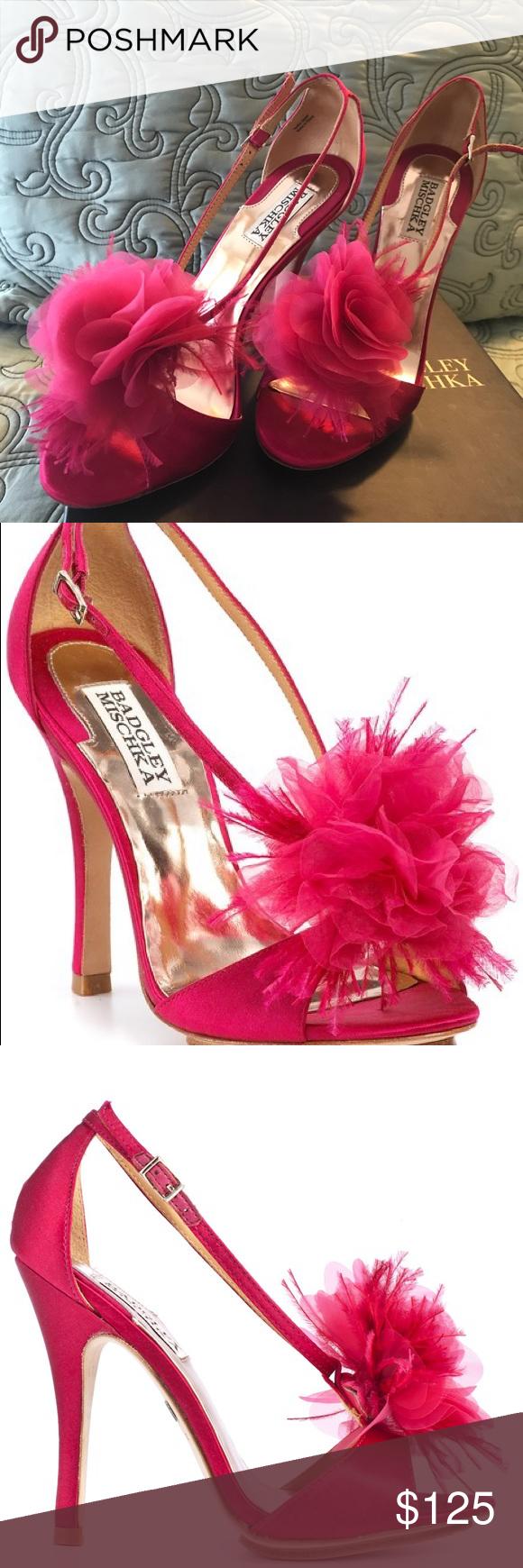 Badgley Mischka Kiwi Sandal Nwt My Posh Picks Pinterest