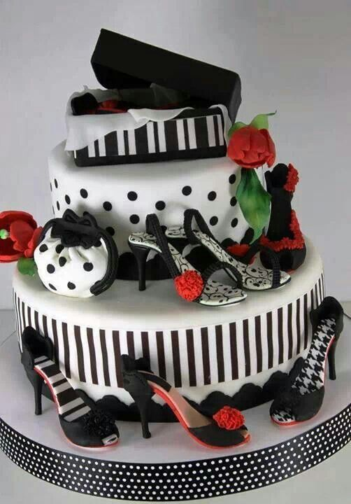 Cakes  This cake is really cute and looks yummy!!