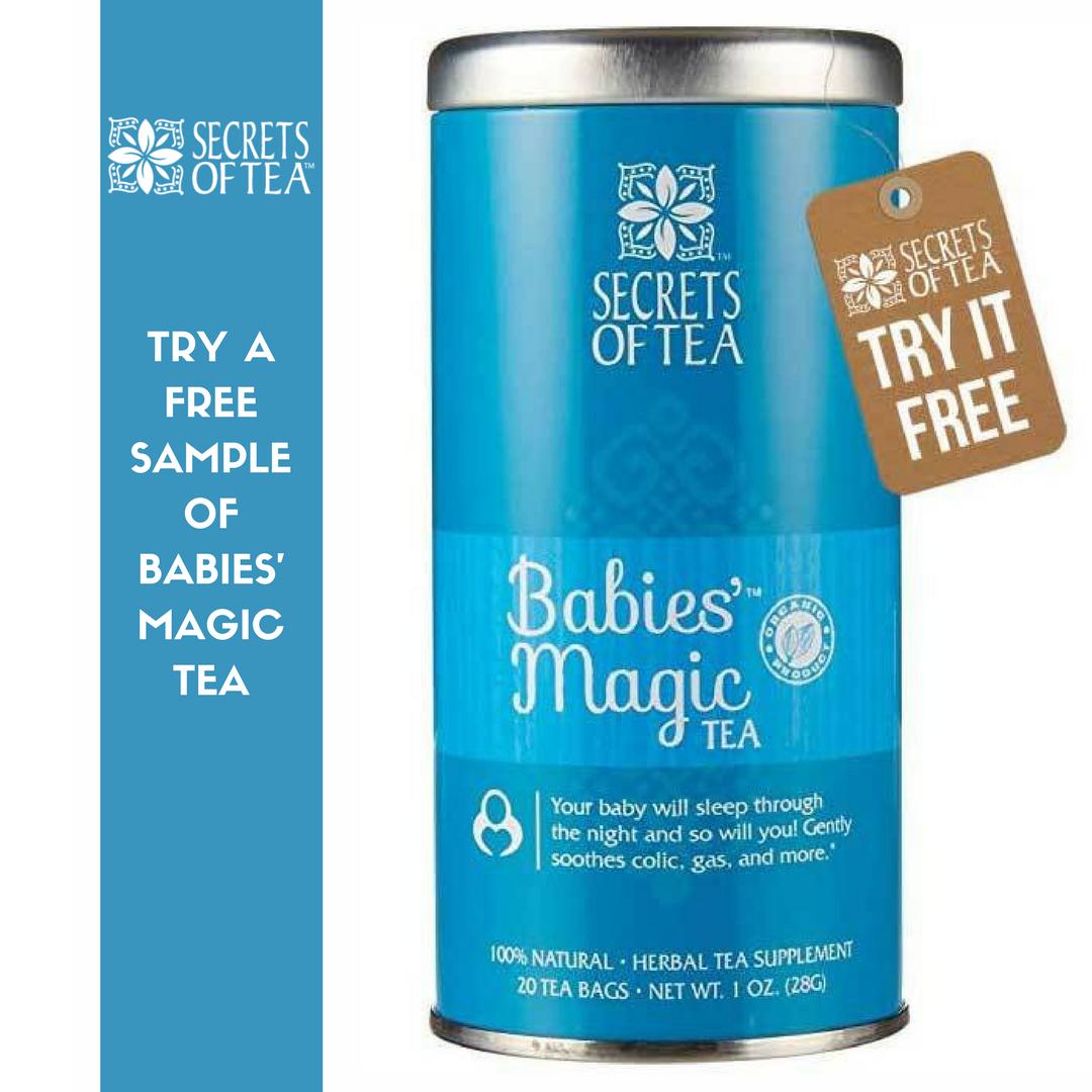 Baby Colic Tea