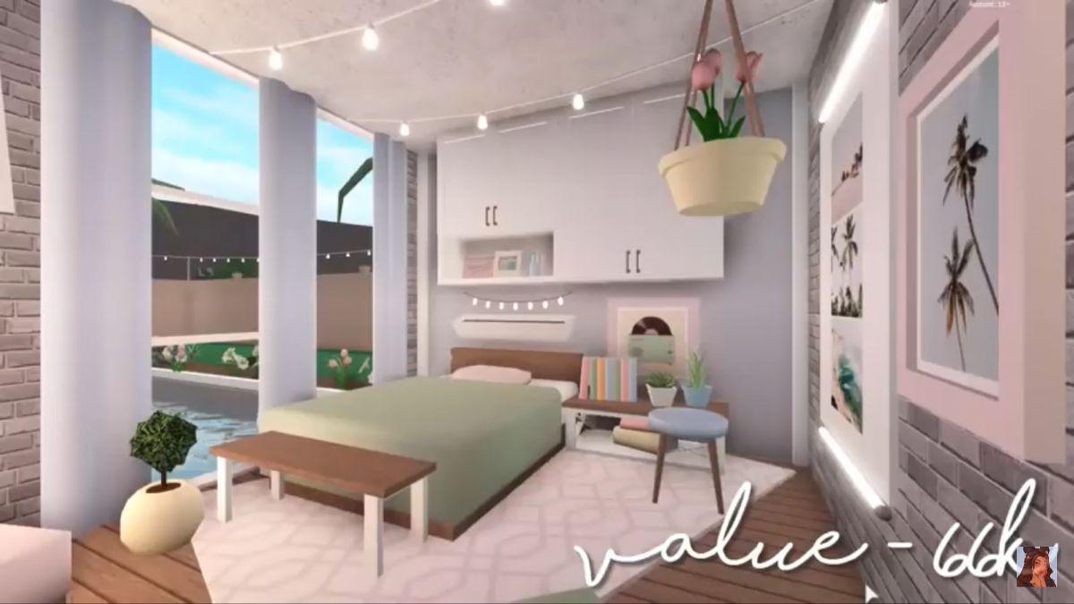 De Frenchrxses Aesthetic Bedroom Bedroom House Plans Small House Design Plans