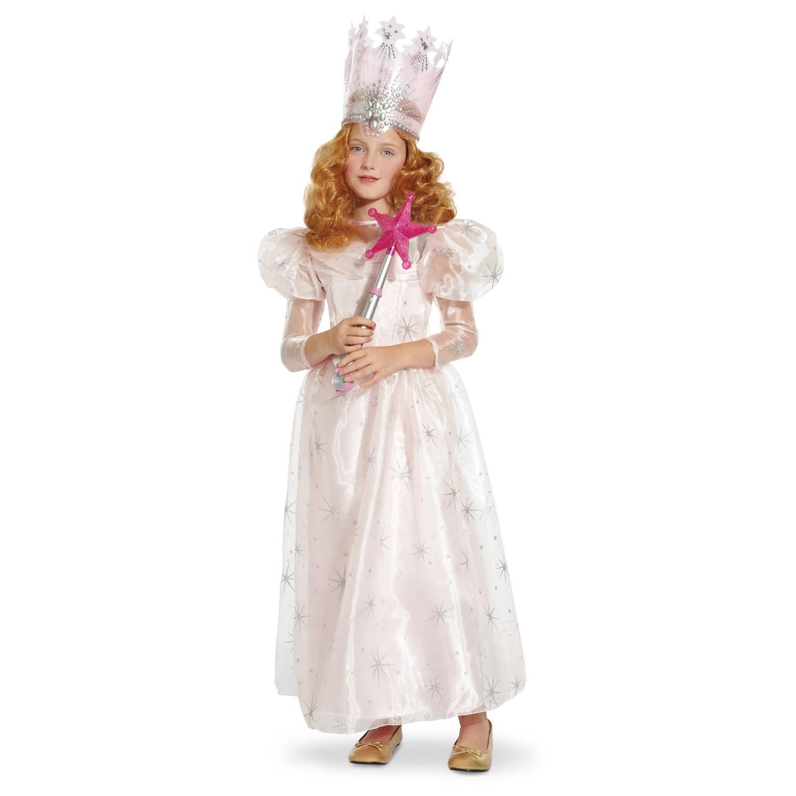 Wizard Of Oz-Glinda The Good Witch Deluxe Child Costume | Fashion ...