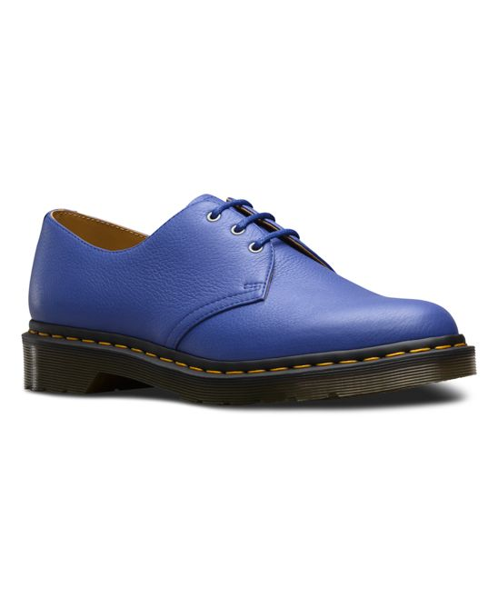 Blueberry 1461 Leather Oxford - Adult