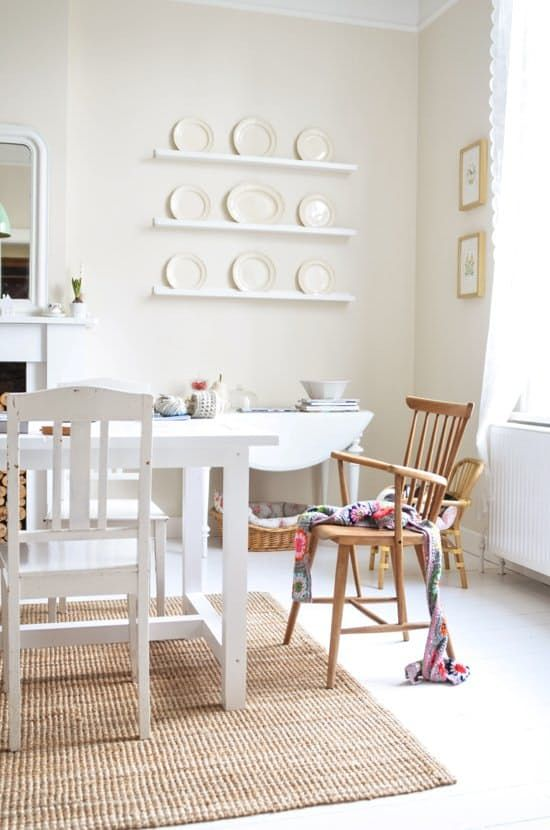 20 Ways to Use IKEA RIBBA Picture Ledges All Over the House | Decor ...