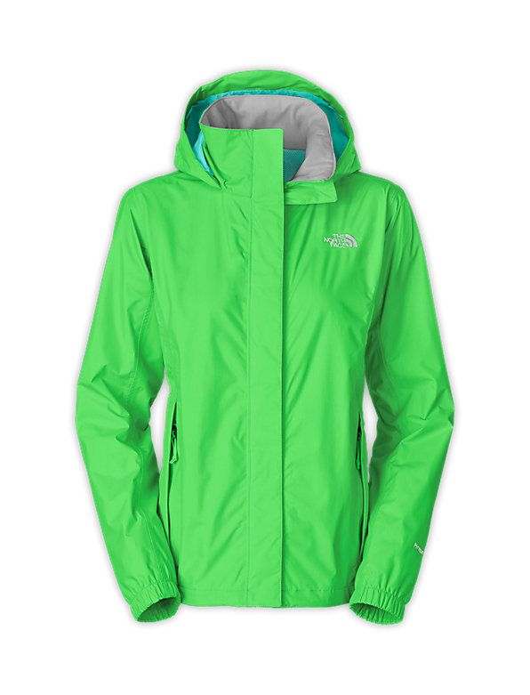 4914d4603 The North Face Womens Jackets & Vests WOMENS RESOLVE JACKET (Mojito ...
