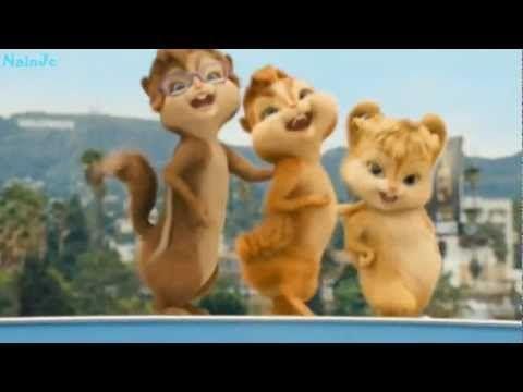 joyeux anniversaire chanson chipmunks