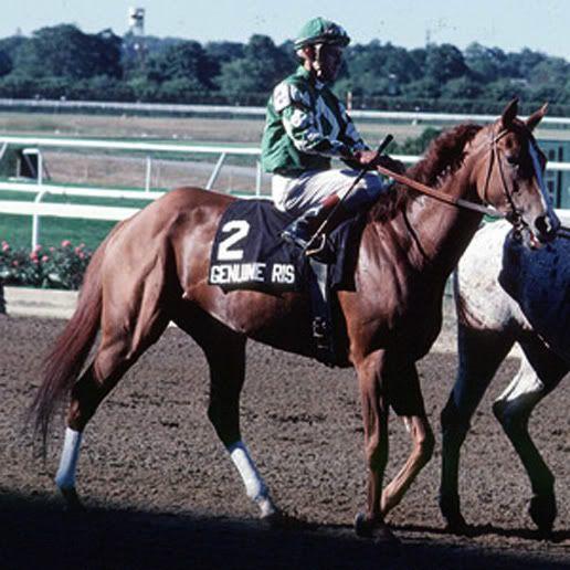 Genuine Risk1980 Kentucky Derby Winner