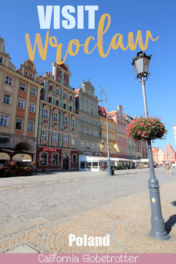 Experience the Charm of Wroclaw