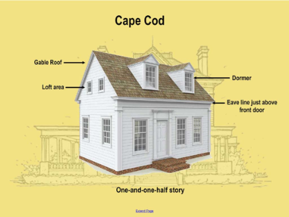 SMART Exchange - USA - American Architectural Styles–Traditional ...