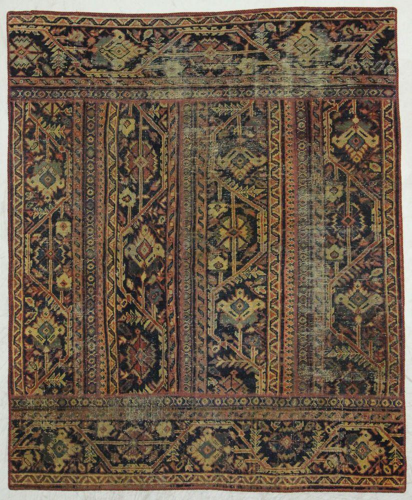 Orientteppich modern  Details zu Patchwork Orientteppich modern Handgeknüpft orient ...