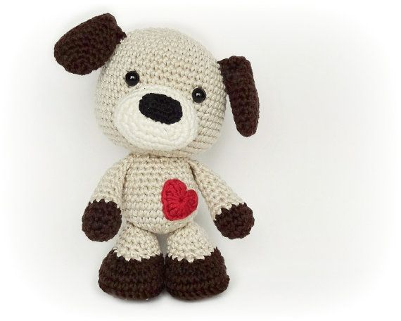 Pattern Sammy The Puppy Crochet Amigurumi Crochet Pinterest