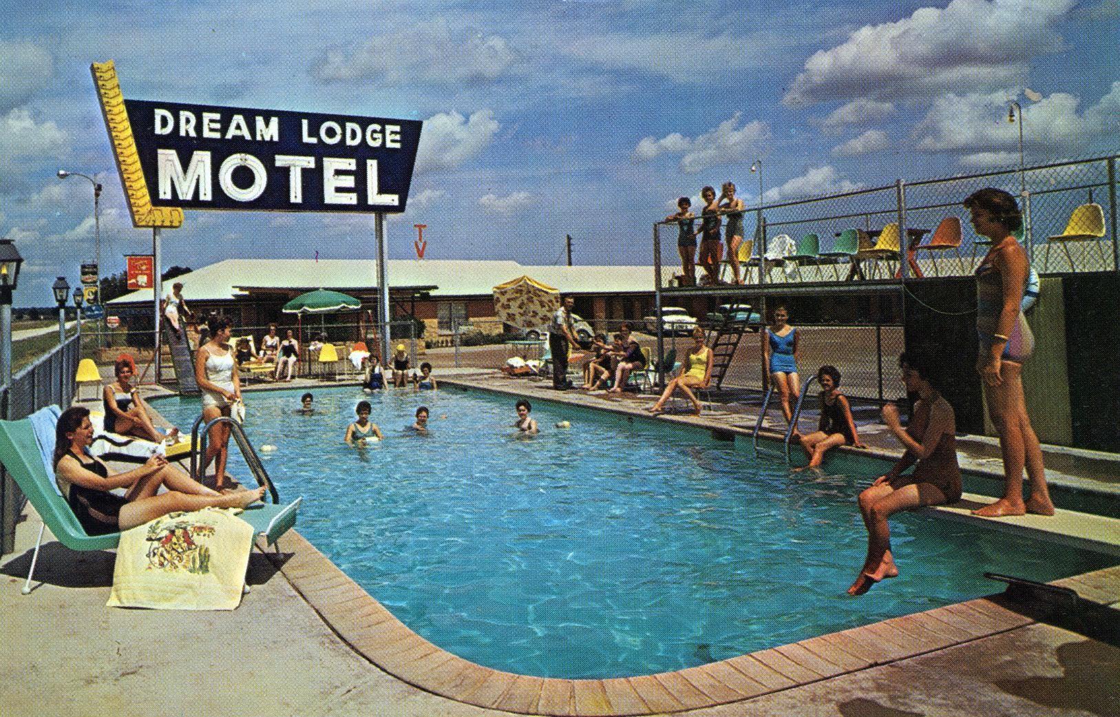 Garfield Pool Party Vintage Print Ad 1987 Embassy Suites Hotels