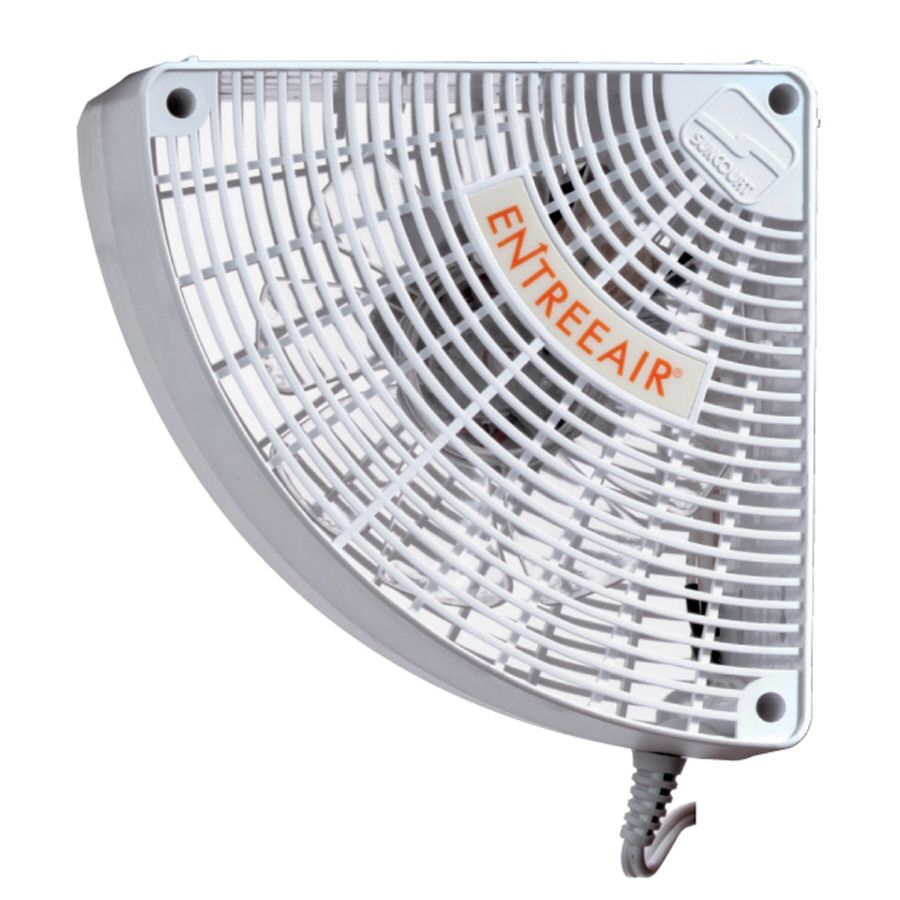 Shop Portable Fans Entreeair 5 25 In 1 Speed Indoor Personal Fan Personal Fan Indoor Fans Door Frame