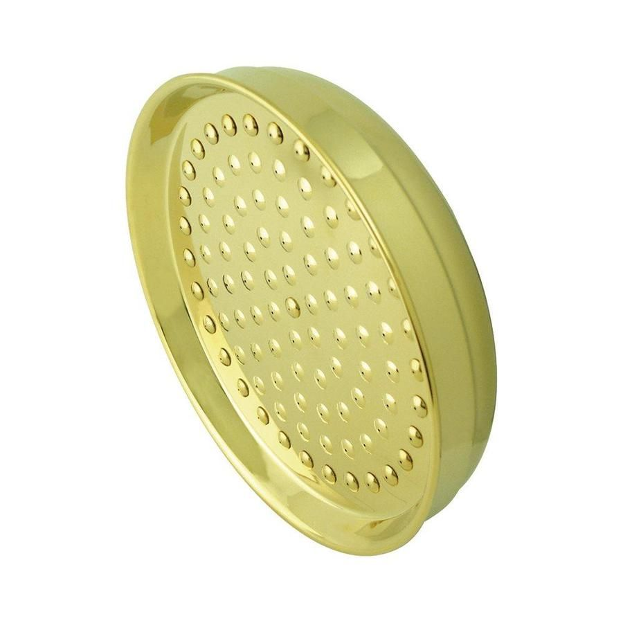 Elements Of Design Hot Springs Polished Brass 1 Spray Rain Shower