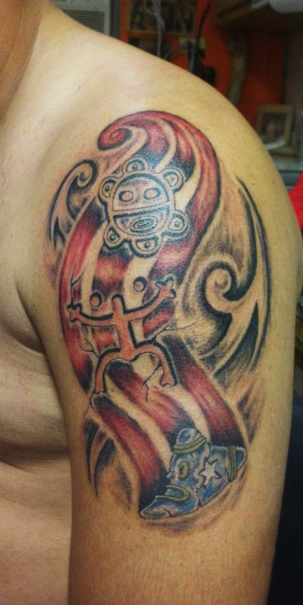 Gallery Puerto Rico Taino Tattoos