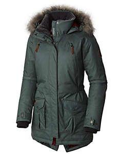 Women's Barlow Pass 550 TurboDown™ Jacket | Insulated ...